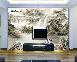 compare prices on wallpaper chinese ink online shopping buy low beibehang custom 3d photo wallpaper chinese ink landscape mural 3d living room bedroom background wallpaper 3d wall murals