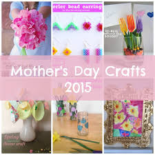 10 mothers day crafts for kids the bright side of reality