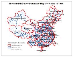 Map Of University Of Michigan by China Data Center The University Of Michigan