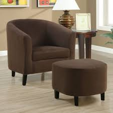 living room comfortable chairs for living room with chocolate