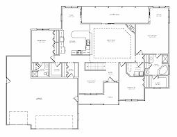 Ranch Home Plans With Pictures 44 House Floor Plans With 3 Car Garage Square Footage 3 Car