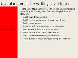 Dear Mr  Al Pacino Re  Application for Teacher Job