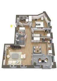 Best Home Designs by 40 More 2 Bedroom Home Floor Plans