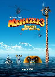 Descarga Madagascar 3 De marcha por Europa