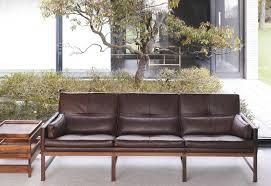 Low Back Sofa by Cb 53 Low Back Sofa By Bassamfellows Stylepark
