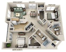 One Room Apartment Floor Plans Floor Plans And Pricing For Sullivan Place Alexandria