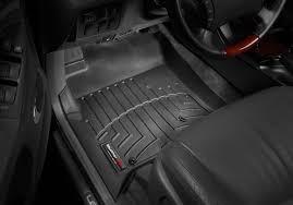 lexus es 350 floor mats amazon com weathertech custom fit rear floorliner for toyota