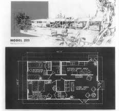 Eichler Homes Floor Plans Cliff May Floor Plans Cliff May So Cal