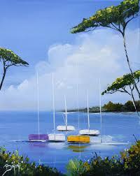 peinture de bord de mer tarifs galerie de l u0027artiste peintre bruni eric eric bruni