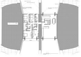 Earth Contact House Plans Bushfire Proof House Kinglake Bushfire Proof House Design