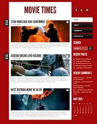 Movie Shot List Template 10 Best Directors Film Makers Wordpress Templates Themes Free