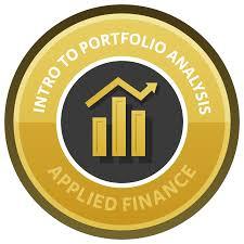 portfolio analysis in r