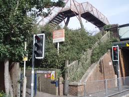 Portchester railway station
