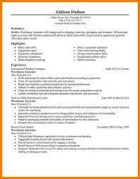 Sample Of Warehouse Worker Resume by General Worker Resume Objective Rallying Unforeseen Ga