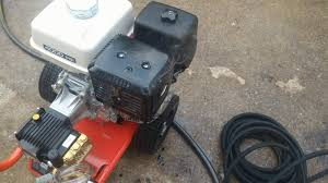 problem with new pressure washer echo bearcat pw4000 lawnsite
