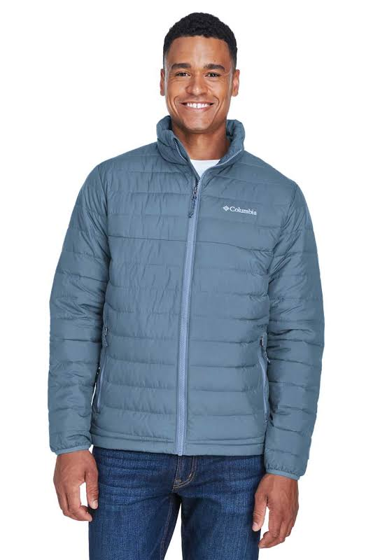 Columbia 1736801 Oyanta Trail Insulated Jacket in Mountain