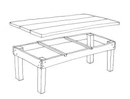 projects at eidolon easy diy pine wood table plans u2014 eidolon house