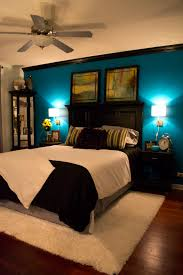 the most brilliant and also attractive bedroom design teal