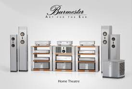 best high end home theater receiver burmester audio hand crafted german audio systems