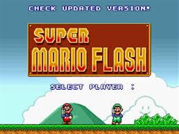 Super Mario Flash 3.0