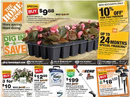 home depot mower black friday home depot ad deals 4 18 4 24 5 off coupon 10 itunesgift
