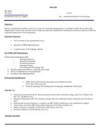 Best Resume Title by Resume Title Examples Free Resume Templates