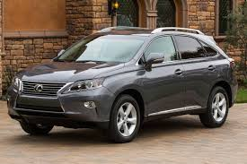 lexus rx 350 battery used 2015 lexus rx 350 suv pricing for sale edmunds