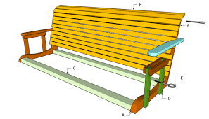 Free Wooden Garden Chair Plans by Free Plans For Porch Swings Diy Guide To Adirondack Chair Plans