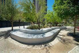 Urban Landscape Design by Melk Las Vegas Strip The Park