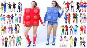 30 last minute best friend halloween costume ideas youtube