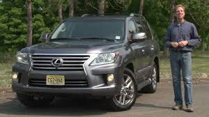 lexus lx 570 gray 2013 lexus lx570 drive time review with steve hammes youtube