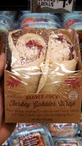 thanksgiving turkey wrapped in bacon trader joe u0027s turkey gobbler wrap eating at joes