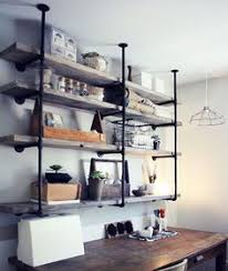 Build Wooden Shelf Unit by A Diy Industrial Shelving Unit For Anywhere In Your Home Perfect
