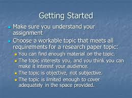 Basic elements of research paper   bihap com