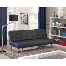 Kebo Futon Sofa Bed Multiple Colors by Furniture Futon Sofa Beds Futons With Storage Faux Leather Futon