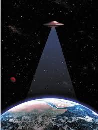 Uff … ein Ufo!