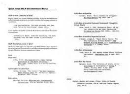 How to do bibliography mla   reportz    web fc  com Ryder Exchange