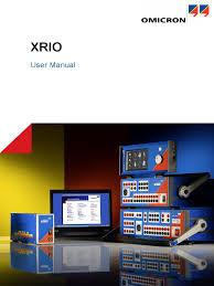 xrio user manual parameter computer programming boolean data