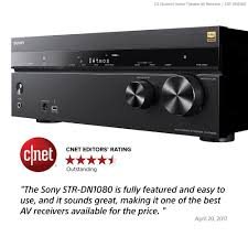 best high end home theater receiver amazon com sony strdn1080 7 2 channel dolby atmos home theater av