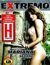 Mariana Seoane, H Extremo Magazine October 2007 Cover Photo - Mexico