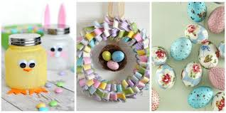 Craft Ideas Home Decor 60 Easy Easter Crafts Ideas For Easter Diy Decorations U0026 Gifts