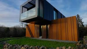 shipping container house grand designs australia youtube