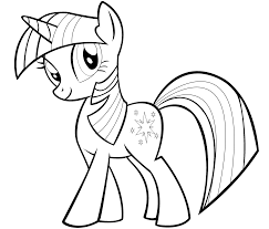 My Little Pony Colouring Pages Good My Little Pony Coloring Pages Twilight Sparkle 98 On Coloring