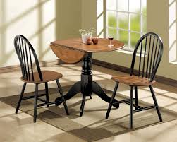 Dining Table Set Traditional Small Space Dining Table 1 Raising The Bar Kitchen Table Set Oak