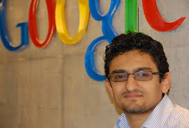 Google executive Wael Ghonim (itnewsafrica.com)