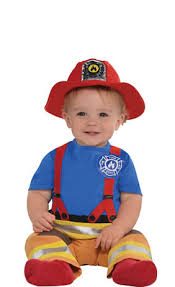 Security Guard Halloween Costume Baby Costume Party