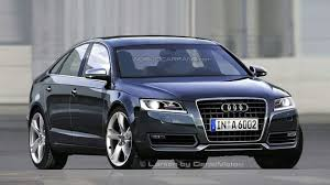 Audi 6 Series Price 2010 Audi A6 First To Receive New Aluminum Steel Space Frame