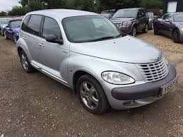 used chrysler pt cruiser limited for sale motors co uk