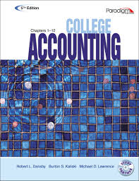 college accounting 5th edition instructors solution manual