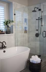 Pictures Of Small Bathrooms With Tub And Shower Freestanding Or Built In Tub Which Is Right For You